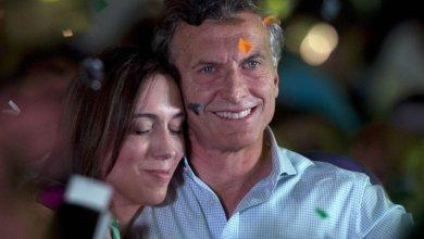 """Photo of Macri agradeció el apoyo a Vidal: """"Ella se merece eso y mucho más"""""""