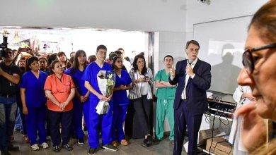 Photo of En el hospital Papa Francisco instalaron un Centro de Documentación Rápida