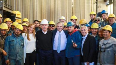 """Photo of Fernández: """"Entre quienes especulan y quienes producen, estamos con los que producen"""""""
