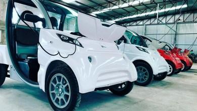Photo of El primer auto eléctrico argentino ya puede circular y se carga como un celular