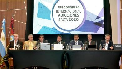 Photo of Destacaron el rol del Estado provincial en el tratamiento de adicciones