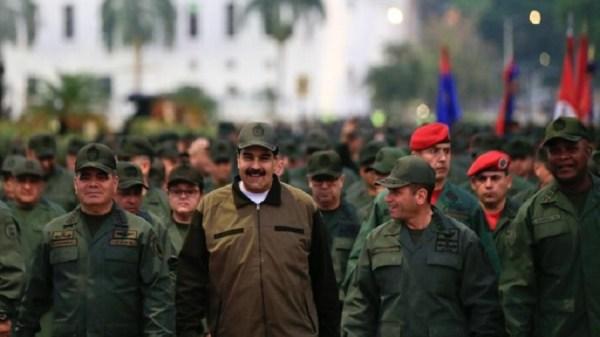 Maduro Fuente: Gobierno de Venezuela.