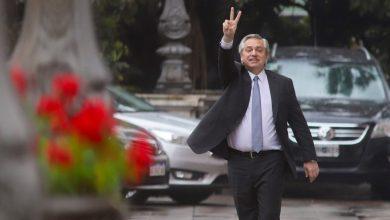 Photo of Fernández se reunió con Macri en la Casa Rosada