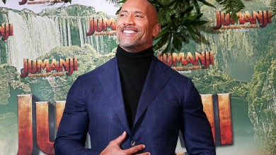 Photo of Dwayne Johnson compartió un emotivo homenaje a su abuelo en las redes
