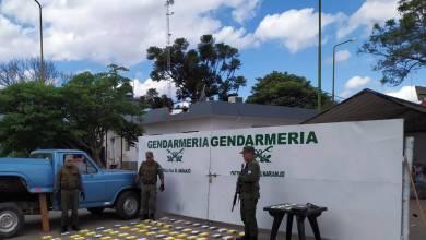 Photo of Narcotráfico en Salta: Viajaba con 76 kilos de cocaína y 3 kilos de marihuana