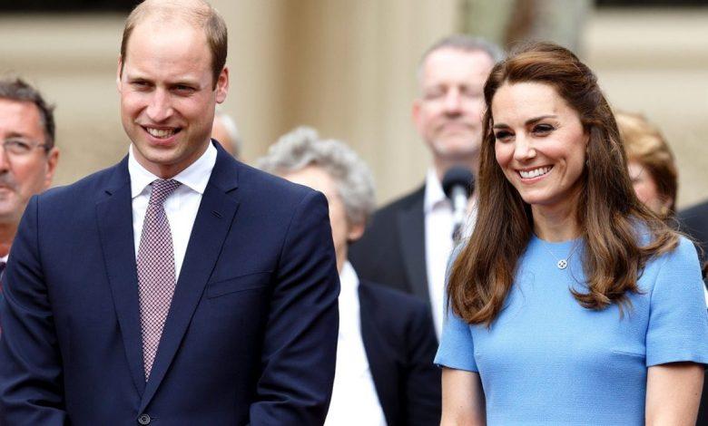 Kate Middleton y el príncipe William están listos para asumir el ...