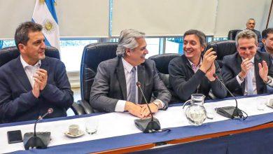 Photo of El bloque del Frente de Todos celebró a Máximo Kirchner como nuevo titular