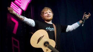 Photo of Ed Sheeran fue elegido como artista de la década en Reino Unido y así lo celebró