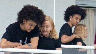 Photo of Madonna conoció a los padres de su novio de 25 años