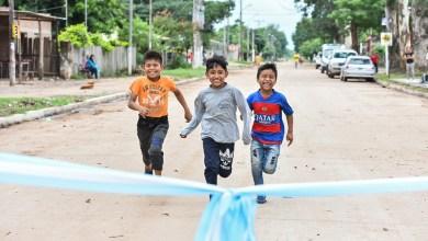 Photo of Urtubey inauguró obras en la comunidad guaraní de Yacuy