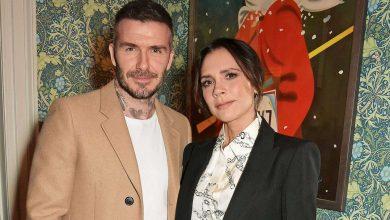 Photo of ¡Con la selfie perfecta! Así es cómo David Beckham demuestra amor a su esposa