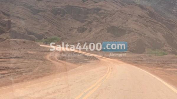 Ruta 68 - Foto: Salta4400.com -Derechos Reservados-