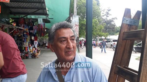 Carlos Godoy - Foto: Salta4400.com -Derechos Reservados-