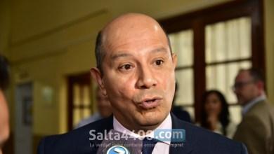 Photo of Saravia advirtió que «hay especuladores» que buscan la condonación de deudas en los servicios públicos