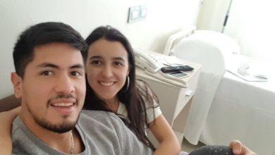 Photo of Sofía Lamarque, la novia de Braian Toledo habló tras el fatal accidente del atleta olímpico