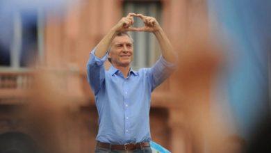 Photo of El expresidente Mauricio Macri volvió a la actividad política