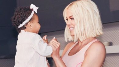Photo of Khloe Kardashian derritió el corazón de sus seguidores con un dulce video de su hija True