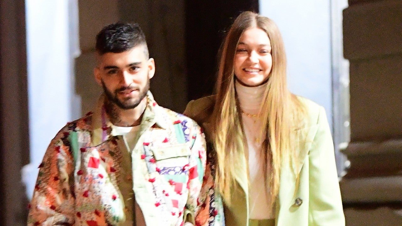 ¿Gigi Hadid y Zayn Malik son nuevamente novios?