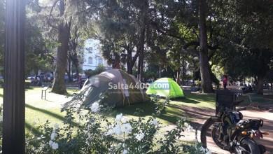 Photo of Tercer día de paro docente en Salta: Miles de chicos no volvieron a clases