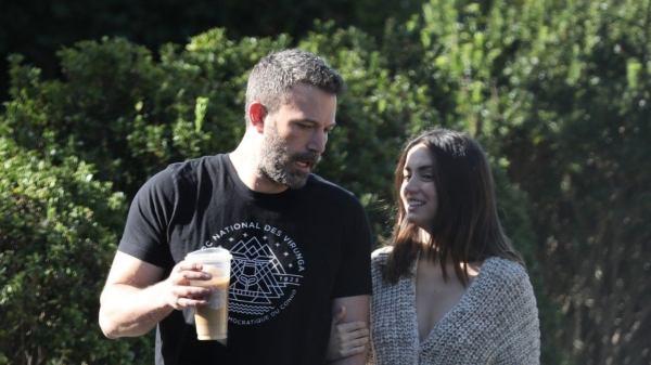 Ben Affleck y Ana De Armas