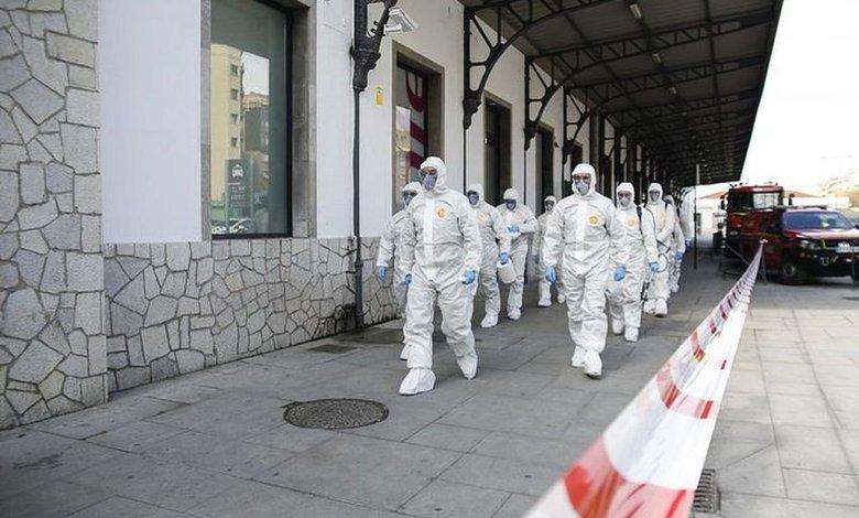 España llegó a su máximo de muertes diarias por coronavirus.