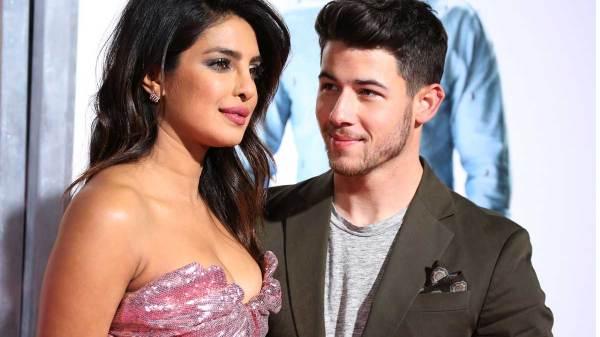 Priyanka Chopra y Nick Jonas 1