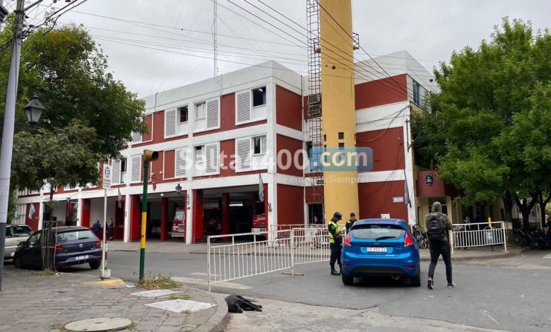 Centro vallado - Güemes y Dean Funes