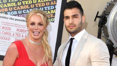 Photo of Britney Spears celebra el cumpleaños de su novio con una sexy foto