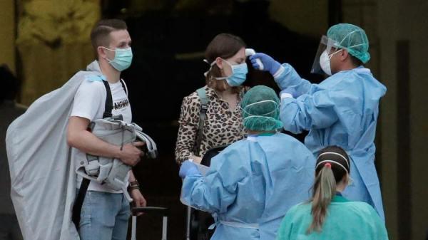 España es el segundo país con más casos de coronavirus en Europa.