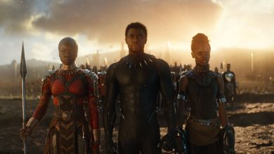 Photo of ¿Qué le pasó? La imagen del protagonista de «Pantera Negra» que alarmó a los fans de Marvel