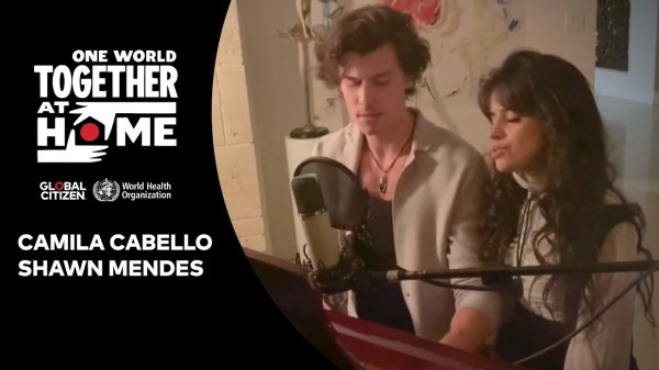 Camila Cabello Shawn Mendes Together At Home