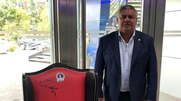Claudio Tapia adelantó que se dan por finalizados los torneos