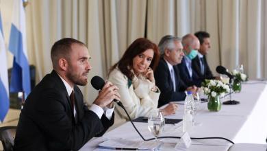 Photo of Martín Guzmán: «Hoy Argentina no puede pagar la deuda externa»