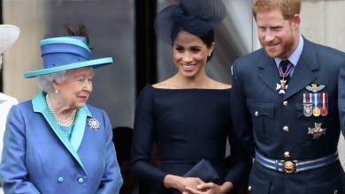 Photo of Así fue cómo el príncipe Harry y Meghan Markle celebraron el cumpleaños de la reina Isabel