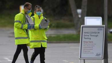 Photo of Alerta en Reino Unido: es el tercer país con más muertos por coronavirus