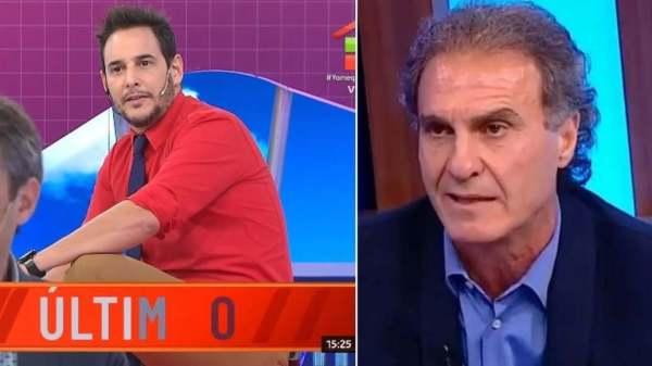 Rodrigo Lussich y Oscar Ruggeri