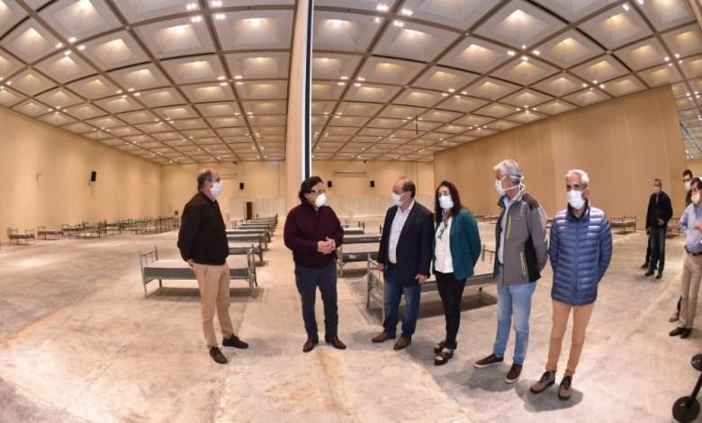 Gustavo Sáenz en Centro de Convenciones