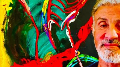 Photo of Sylvester Stallone compartió los increíbles cuadros que pintó inspirado en Hércules