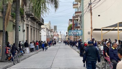 Photo of Continúa el pago de jubilaciones y pensiones en los bancos de Salta