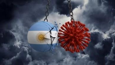 Photo of ¡Alerta coronavirus en Argentina! otro récord de muertes y casi 7.000 casos