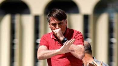 Photo of Alerta en Brasil: Jair Bolsonaro mostró síntomas y tendría coronavirus