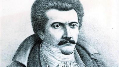 Photo of Dr. Francisco Narciso de Laprida, presidente del Congreso tucumano de 1816