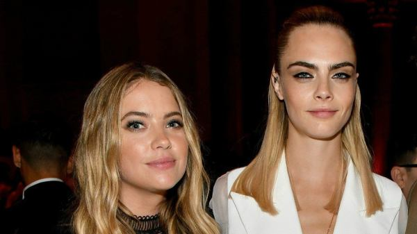 Cara Delevingne y Ashley Benson