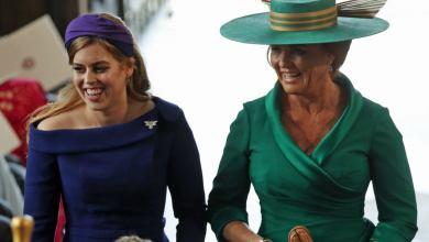 Photo of El dulce mensaje que recibió la princesa Beatriz de su madre por el día de su boda