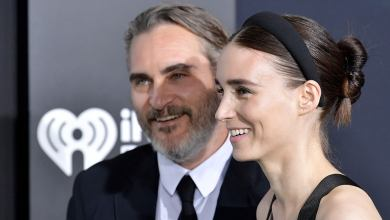 Photo of Joaquin Phoenix y Rooney Mara anuncian que están en la dulce espera de su primer bebé