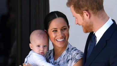 Photo of Así es cómo Meghan Markle y el príncipe Harry celebraron su segundo aniversario de bodas