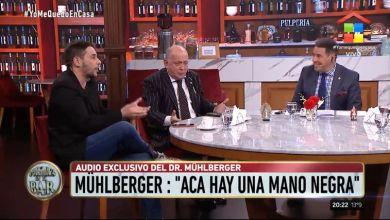 Photo of Rodrigo Lussich abandonó el estudio de «Polémica en el bar» luego de un fuerte cruce con Chiche Gelblung