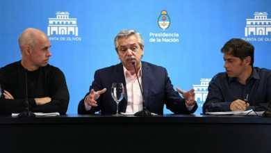 Photo of Alberto Fernández prorrogó la cuarentena obligatoria por otros 15 días
