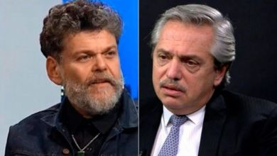 Photo of ¡Lo fulminó! Dura crítica de Alfredo Casero contra Alberto Fernández