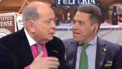Photo of ¡Tensión en «Polémica…»! La fuerte discusión entre Chiche Gelblung y Mariano Iúdica